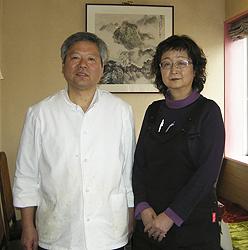 オーナーの篠原さん夫妻