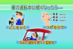 8月は交通事故に注意!