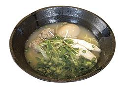 親鶏白湯ラーメン