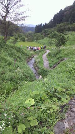 お天気散歩in小川村