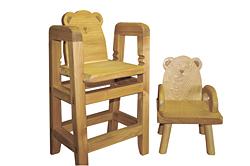 クマイス(右)2万5000円、クマイス(左・テーブル用)4万円