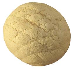 サクサクメロンパン160円