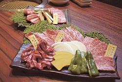 厳選した上質な肉