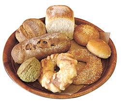 味わい深いパン(120円~)