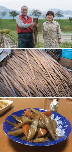 今が旬!優れた土が作る2つの伝統野菜~飯山市~