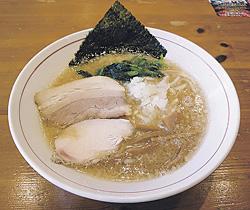 「とんきち麺 白」(720円)