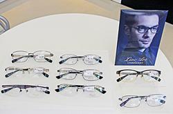 鯖江ブランドのメガネ