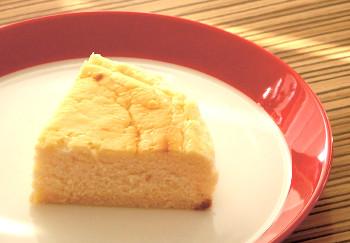 3種のチーズケーキ(432円)