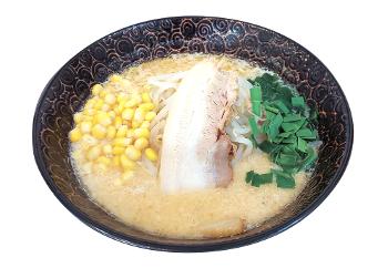 「北海道味噌ら~めん」(750円)
