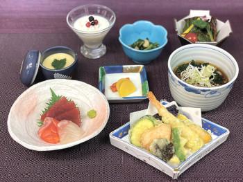 ▲レディースランチ(1650円)